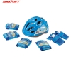 bike helmet and pads set 02