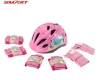bike helmet and pads set 03