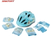 bike helmet and pads set 04