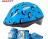 kids helmet set 05
